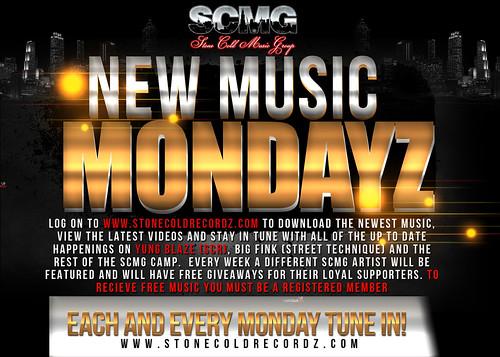 new music monday