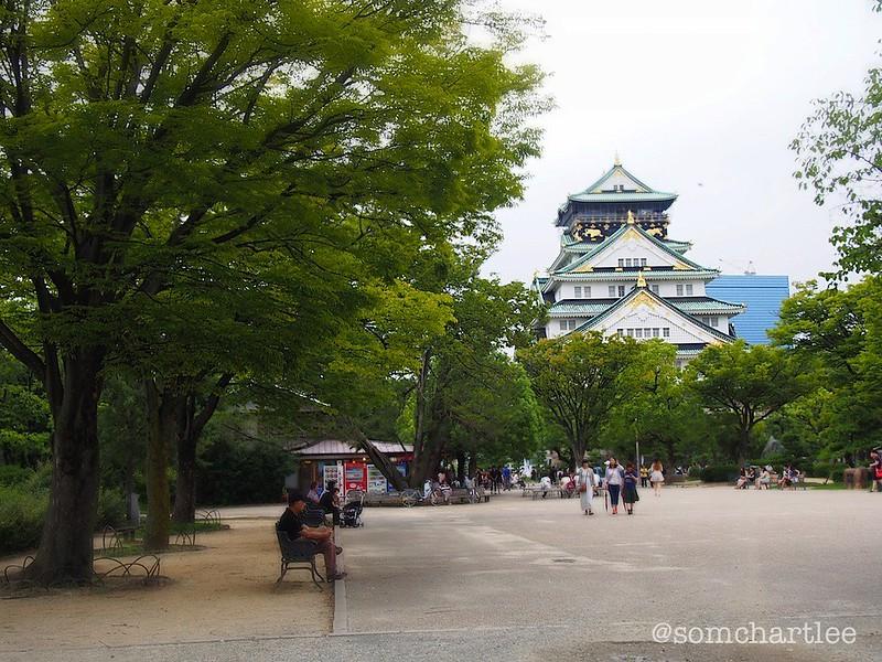 Osaka Castle (2)