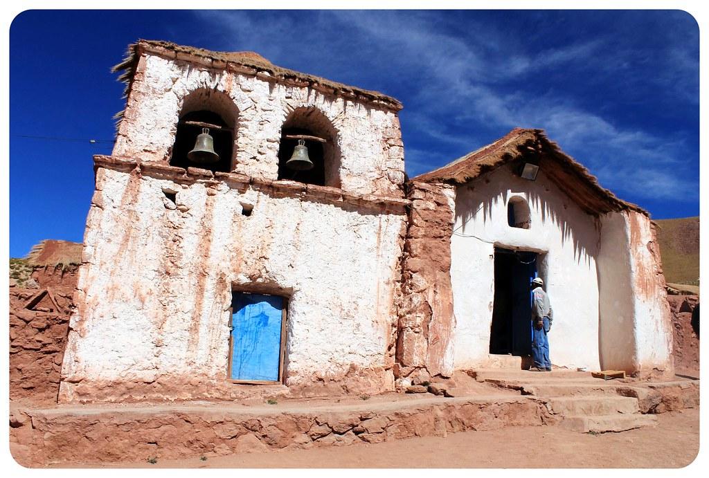 machuca chile atacama desert church