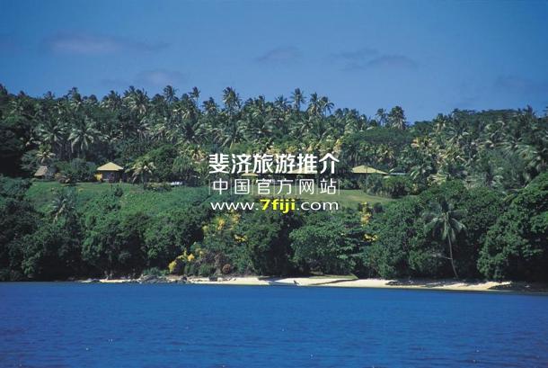 斐济塔韦乌尼水疗酒店(Taveuni Island Resort & Spa)外观