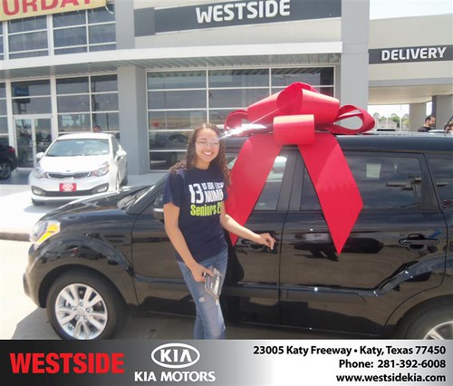 Happy Birthday to Hope E Morris from Chowdhury Rubel and everyone at Westside Kia! #BDay! by Westside KIA