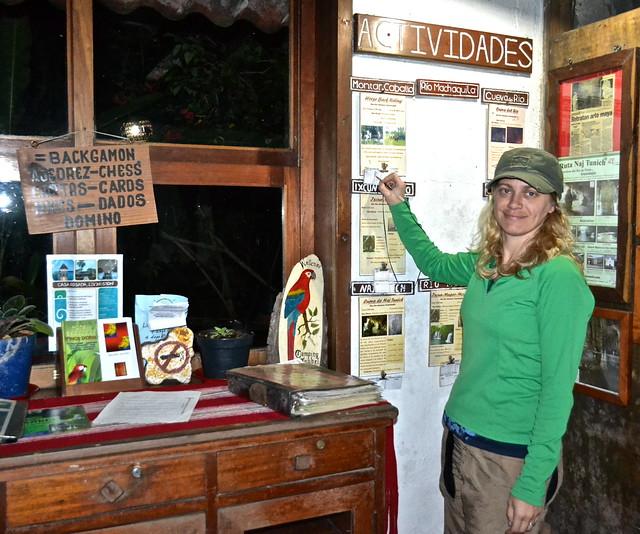 finca ixobel - tours and activities