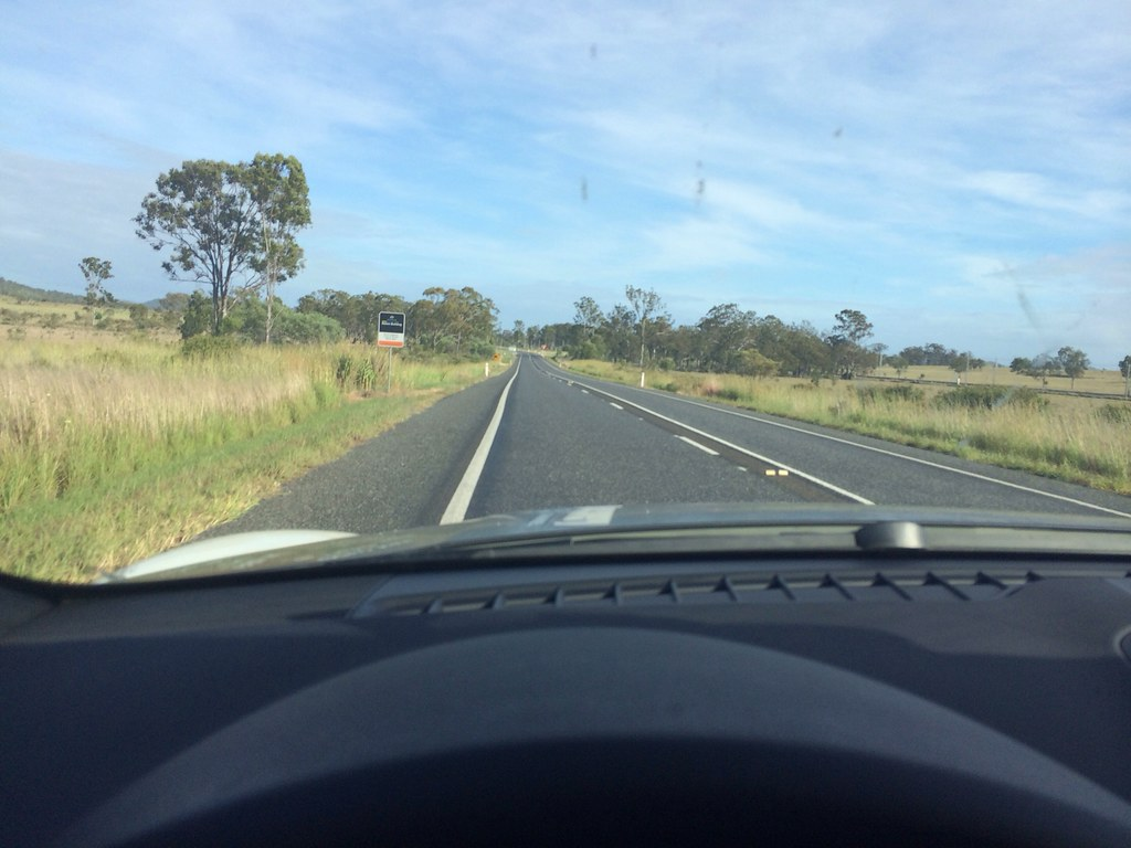 Still going strong 1350 km in first 12 hours