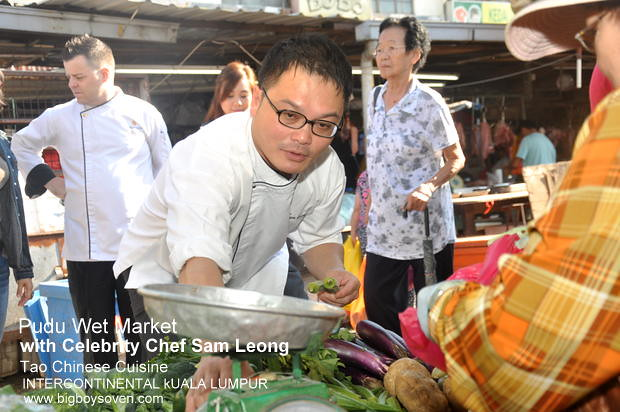 Chef Sam Leong Intercontinental Kuala Lumpur 4