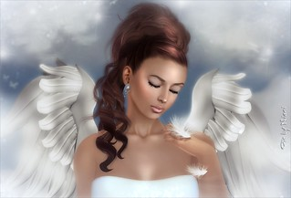 Sometimes .. I'm An Angel! ... by NIANI