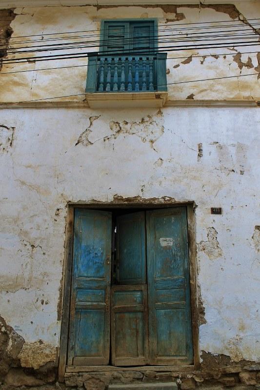 Aija door and balcon
