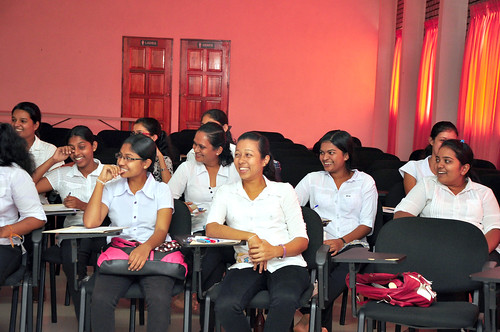 Vocational training of low income girls