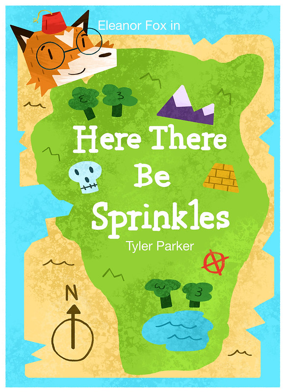 Here There Be Sprinkles Cover