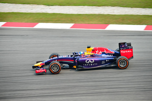 Infiniti Red Bull Racing RB10 2014