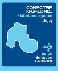 Provincia de Jujuy. Conectar Igualdad 4 AÑOS