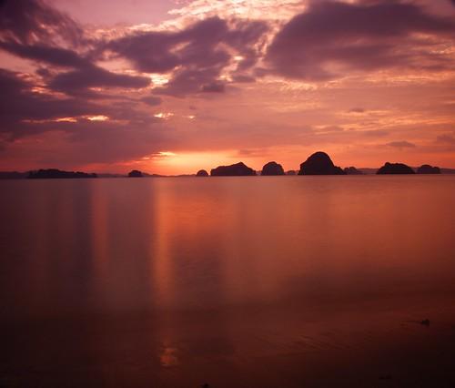 Krabi Sunset (explore 05/04/14 #363)
