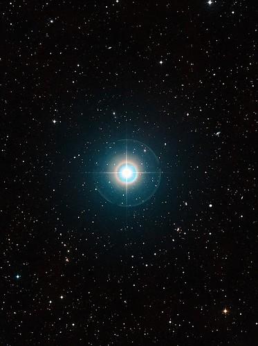 Brightest stars: Vega