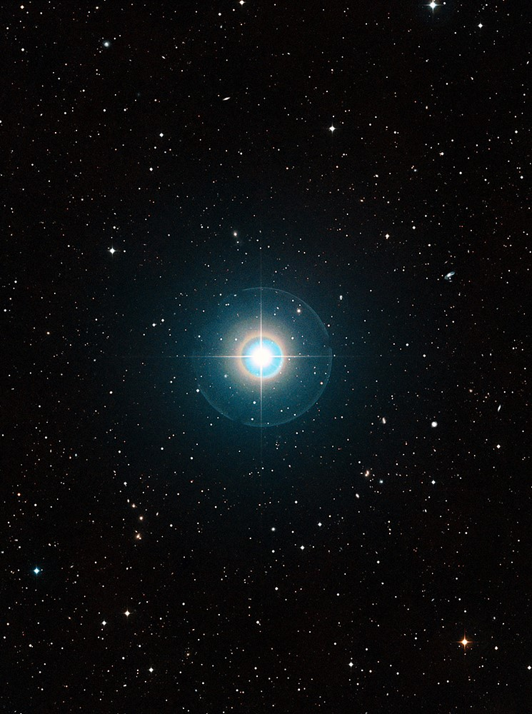 Top 5 Brightest Stars As Seen From Earth Page 5