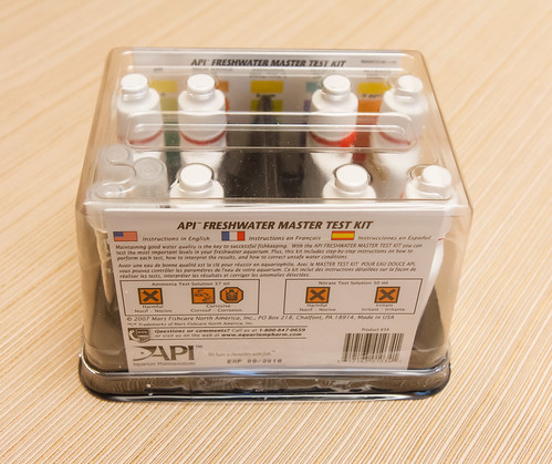 API Freshwater Master Test Kit - with packaging