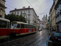 Malà Strana tramway