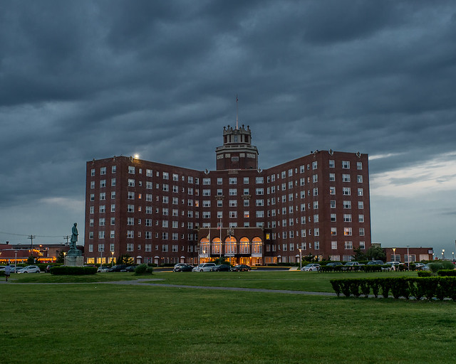 Berkeley Hotel Asbury Park Haunted