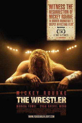 摔角王 The Wrestler (2008)海报