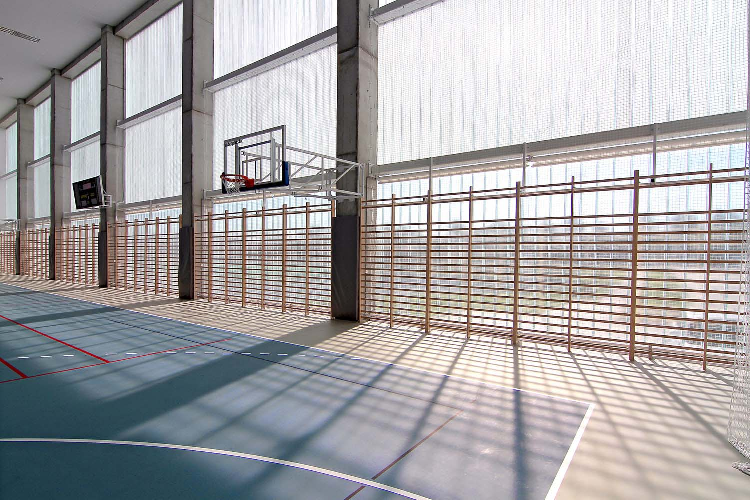 mm_Sports Hall in Poznan design by Neostudio Architekci_20