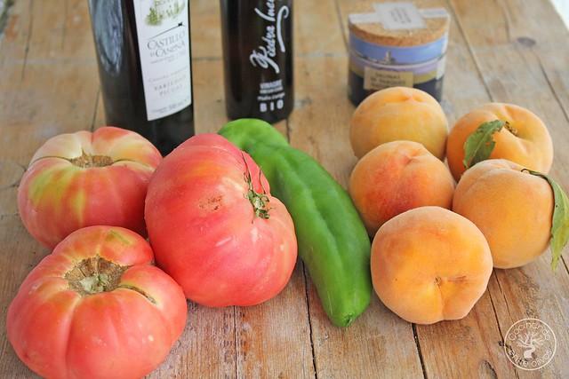 Gazpacho de melocoton www.cocinandoentreolivos.com (1)