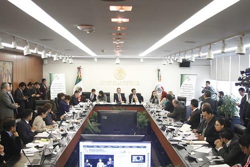 Comisiones Unidas de Justicia y Anticorrupción y Participación Ciudadana 16/mar/17