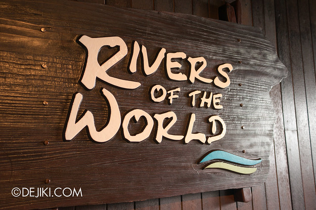 River Safari - Rivers of the World
