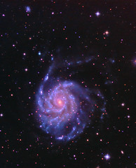 M101 (Pinwheel Galaxy) - 10 May 13