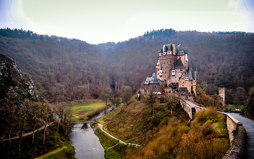 Burg Eltz Germany (medieval castle)