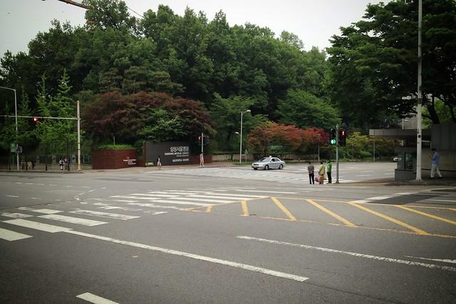 지선이 아버지 장례식 @삼성서울병원