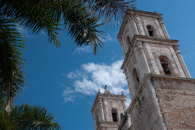 San Gervasio Cathedral bell towers