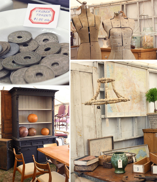 Flea Market Tips From a Stylist (Part One)