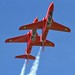 Red Arrows Syncro Pair by Arommore Images