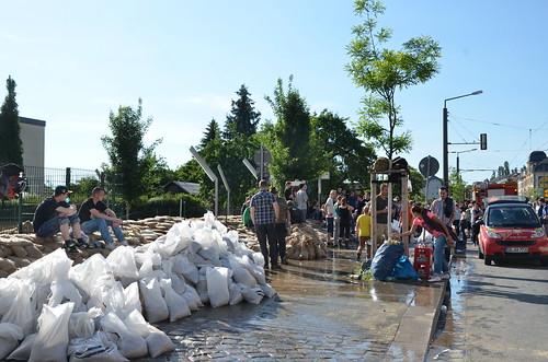 9022196111 18a3a54b37 Elbehochwasser   Juni 2013