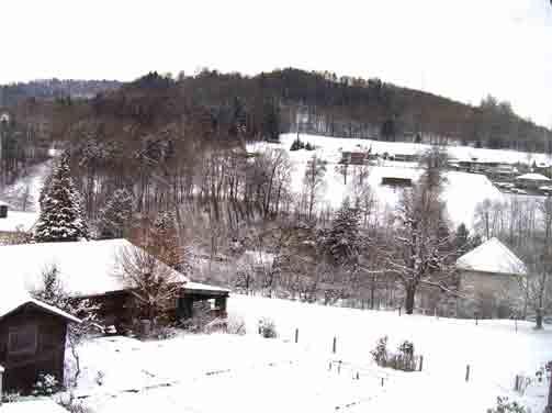 Snowy Switzerland
