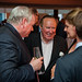 Small photo of Adam Boulton Andrew Neil Benedicte Paviot