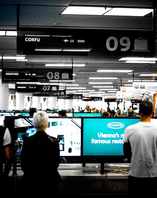 Vienna Baggage Claim