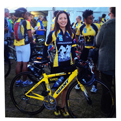 Ride to Conquer Cancer 2012