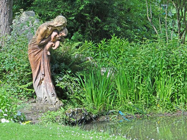 Le premier miroir jardin des plantes de nantes flickr for Miroir jardin
