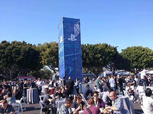 PlayStation 4 at E3