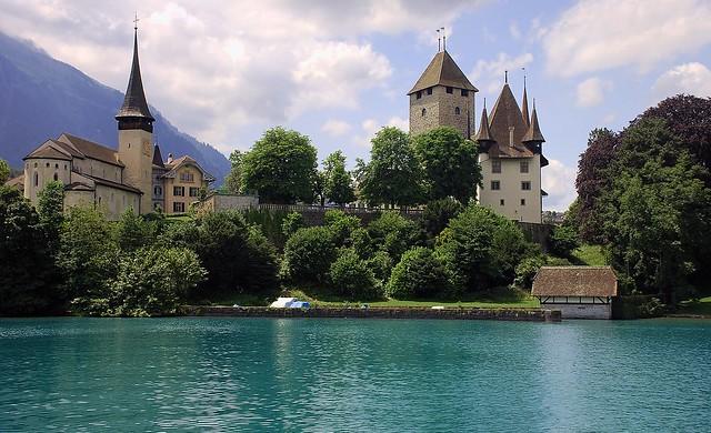 Spiez am Thuner See