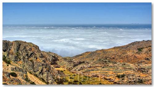 Mar de Bruma na Serra da Estrela by VRfoto