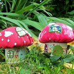 Toadstool Pincushion