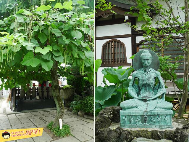 Kawagoe Day Trip - Tobu Koedo Bus Loop - Stop T11 T12 T13 - temple