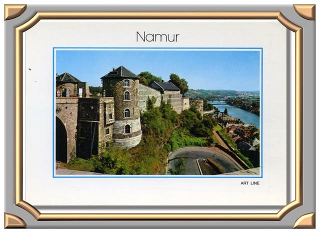 NAMUR, Le Chateau des Comtes -70-150