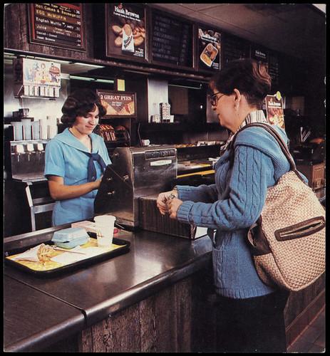 DLM Flash Cards - McDonalds - 3 of 6 - (c) 1978