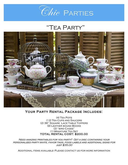 YCP Tea Party