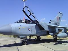 Panavia Tornado GR4 vadászbombázó (Nagy-Britannia)