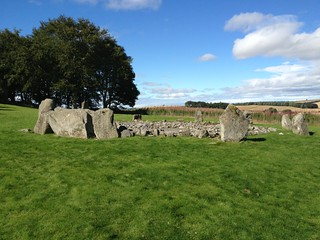 Loanhead of Daviot Stone Cirlce