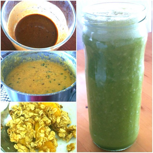 9669006235 d235b13f5c Hit The Road, Jackfruit Green Smoothie   What I Ate Wednesday!