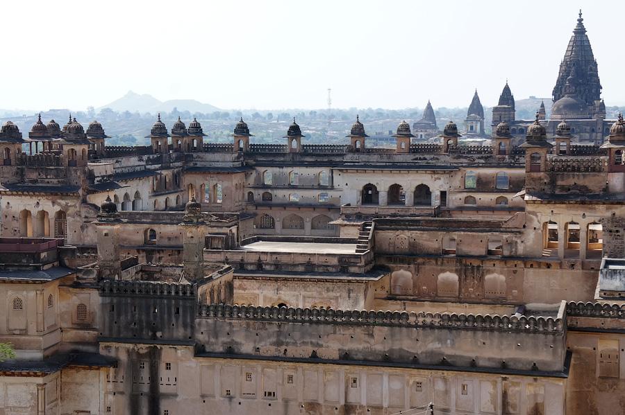 Дворец Джехангир Махал © Kartzon Dream - авторские путешествия, авторские туры в Индию, тревел фото, тревел видео, фототуры