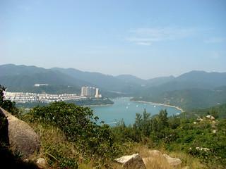 10 Uitzicht Tai Tam Bay